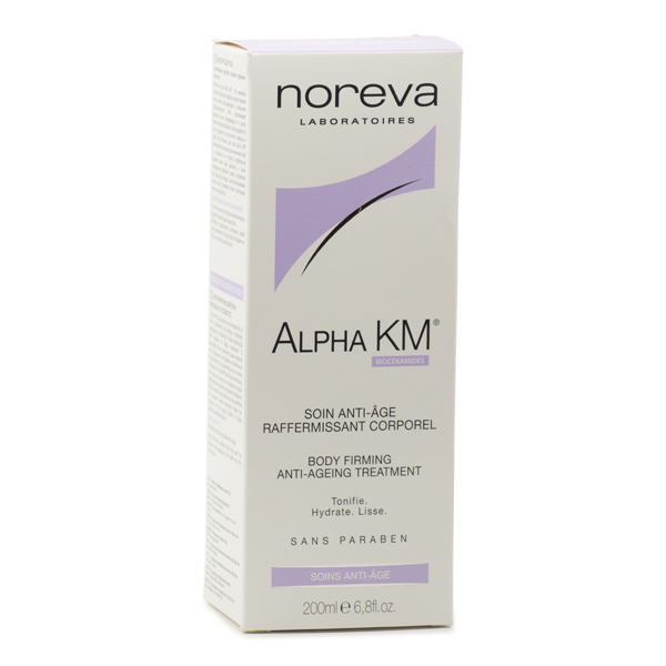 Image of ALPHA KM lait corps intensif (200 ml)