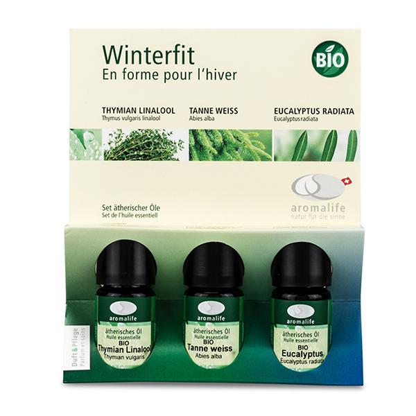 """Image of aromalife Angebot 1 """"Winterfit"""" assortiert 18 Stück (1 Stück)"""