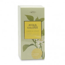 4711 Lemon & Ginger Splash & Cologne