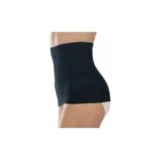 Medima 302/75 Rückenwärmer M tri-elastisch schwarz 25% Angora