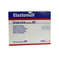 Elastomull elastische Fixierbinde 4mx12cm